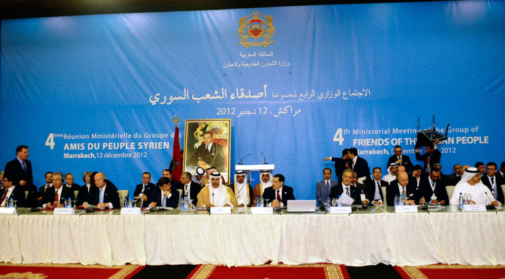 Syrian Opposition Launches Roadmap to Democratic State