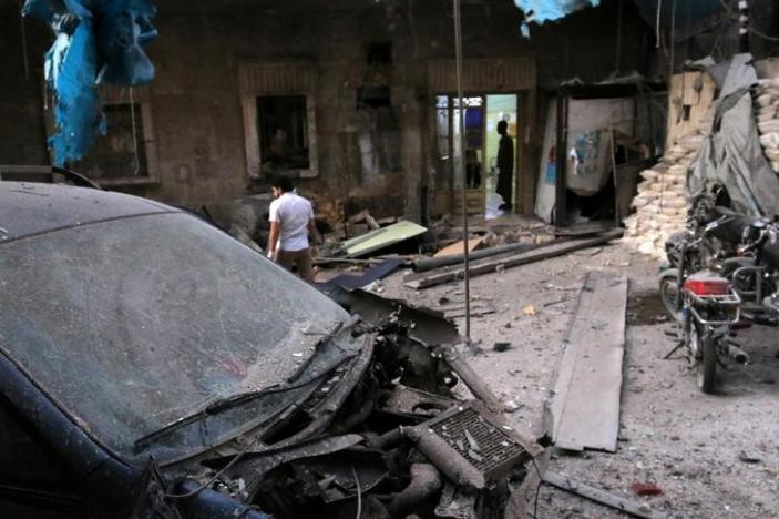 Airstrikes Knock Out Bakery, Hospitals in Aleppo