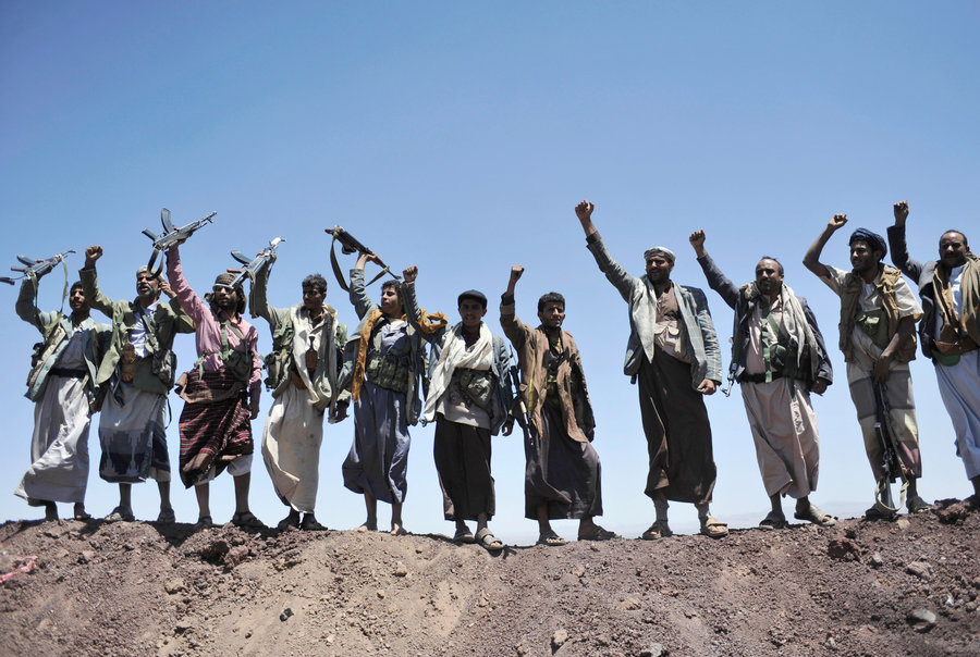 Yemeni Government: Unilateral Measures Taken by Rebels Hamper Political Process