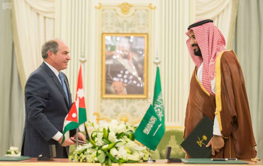 Saudi-Jordanian Coordination Council Convenes in Riyadh
