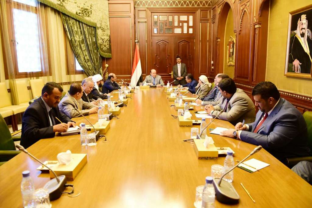 Yemen Rejects Ideas that do not Conform with Previous Plans