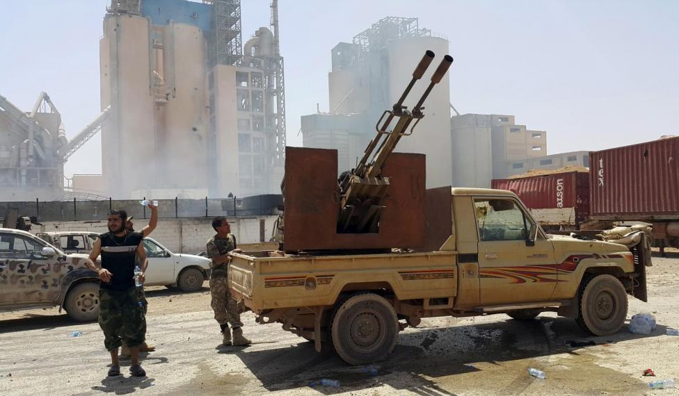 Military Tension in Libya after Ghowel's Control over High Council of State