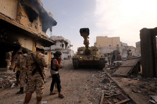 War of Attrition in Sirte Delays Final Assault on ISIS
