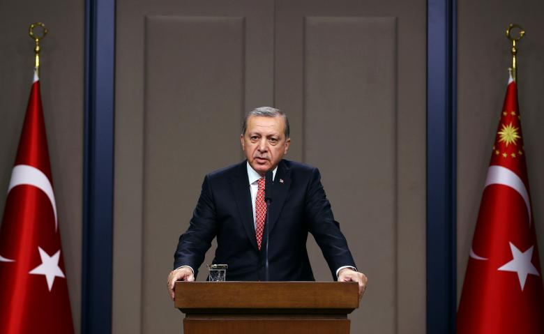 Fed up with EU, Erdogan says Turkey could join Shanghai bloc