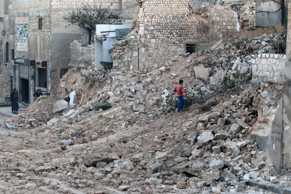 Talks Between Russia-Syrian Factions on Aleppo… Opposition: Iran Seeks to Foil Deal
