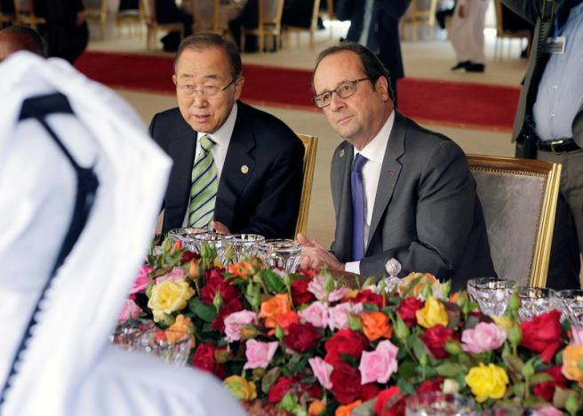 King of Morocco Warns against Wait-and-See Attitudes in Addressing Climate Change