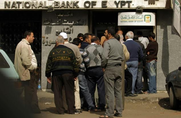 Egypt's Pound Devalued After a Currency Float