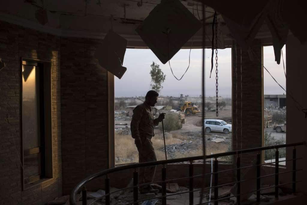 After ISIS, Iraq at Risk of a New Battle for Disputed Territory