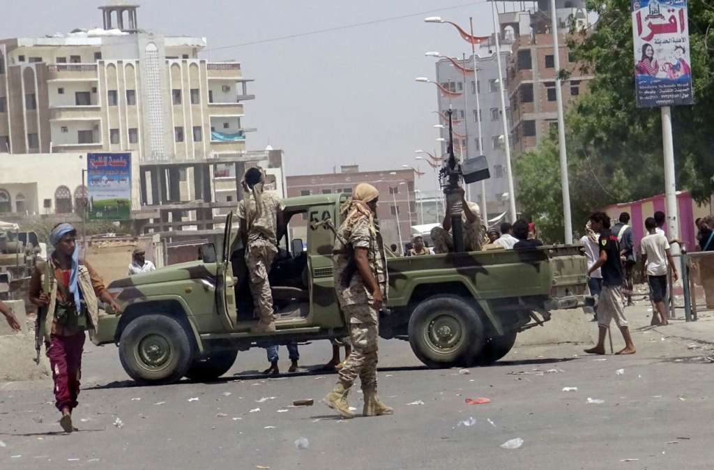 Yemen Security Forces Seize 'Spy Drones' Delivering Houthis