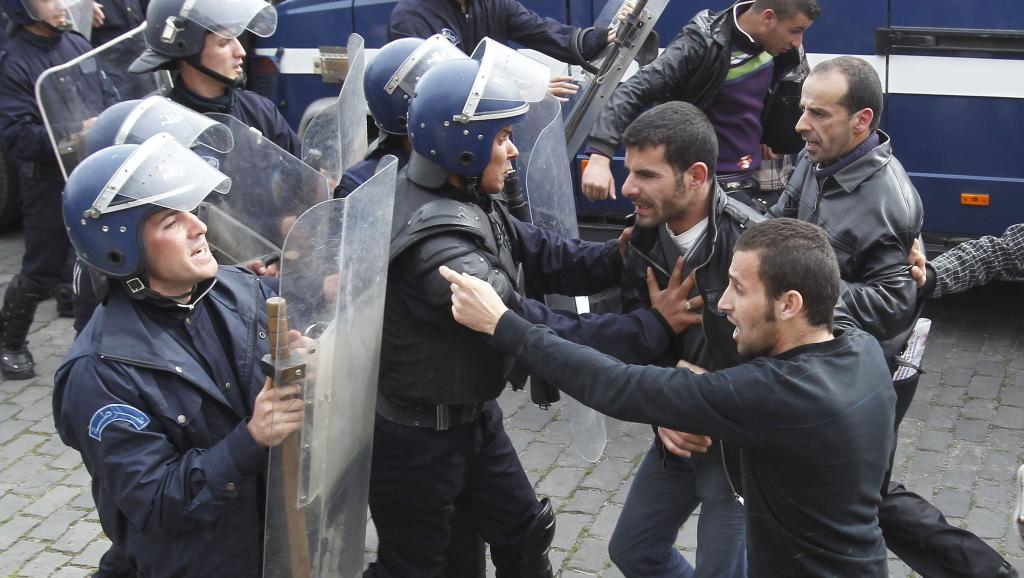 Algeria: Renewed Clashes between Protesters, Police