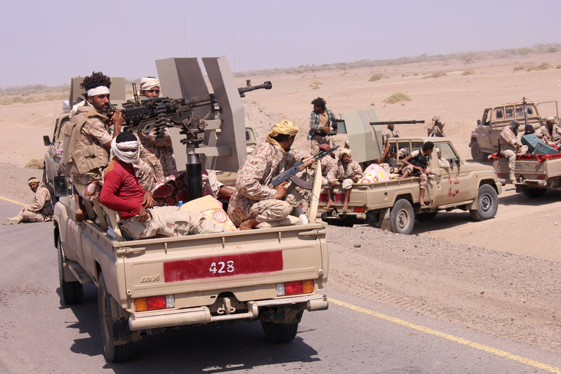 Yemen's National Army Secures Key Mokha-Taiz Route, Cutting off Insurgency Arms Supply
