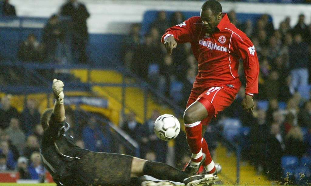 Michael Ricketts was signed by Middlesbrough from Bolton for £3.5m in a move that never worked out for the forward.