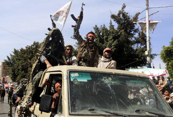 Yemeni Government Accuses the Houthis of Blowing Up 299 Mosques