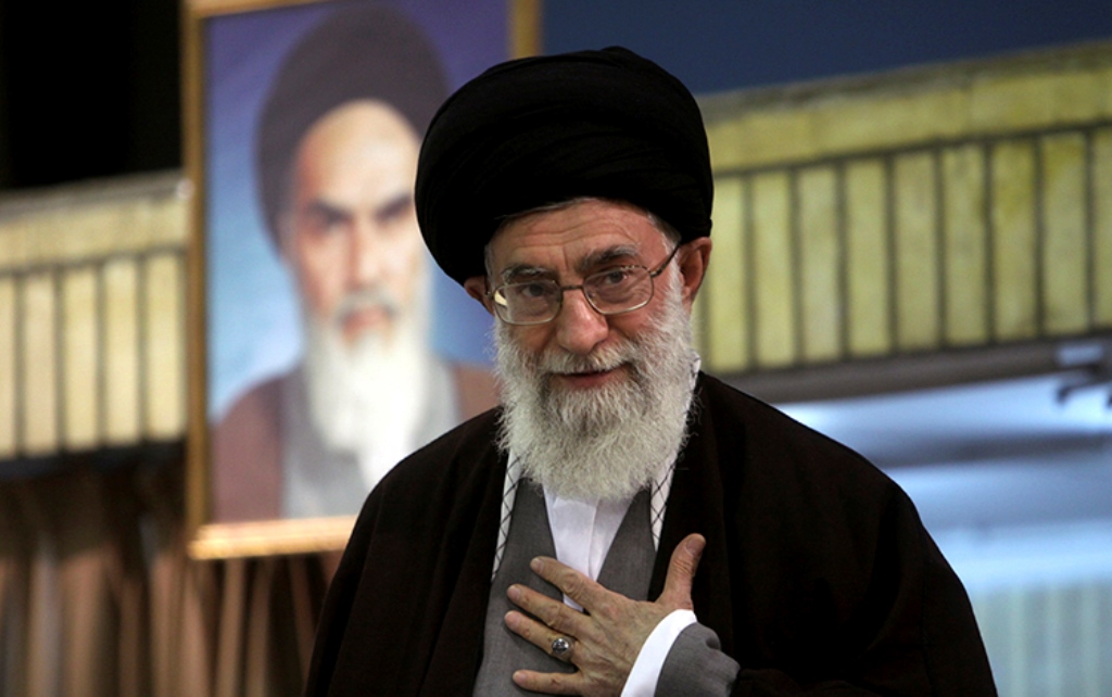Khamenei: If not in Syria, Iran Had to Fight Enemy on Its Soil