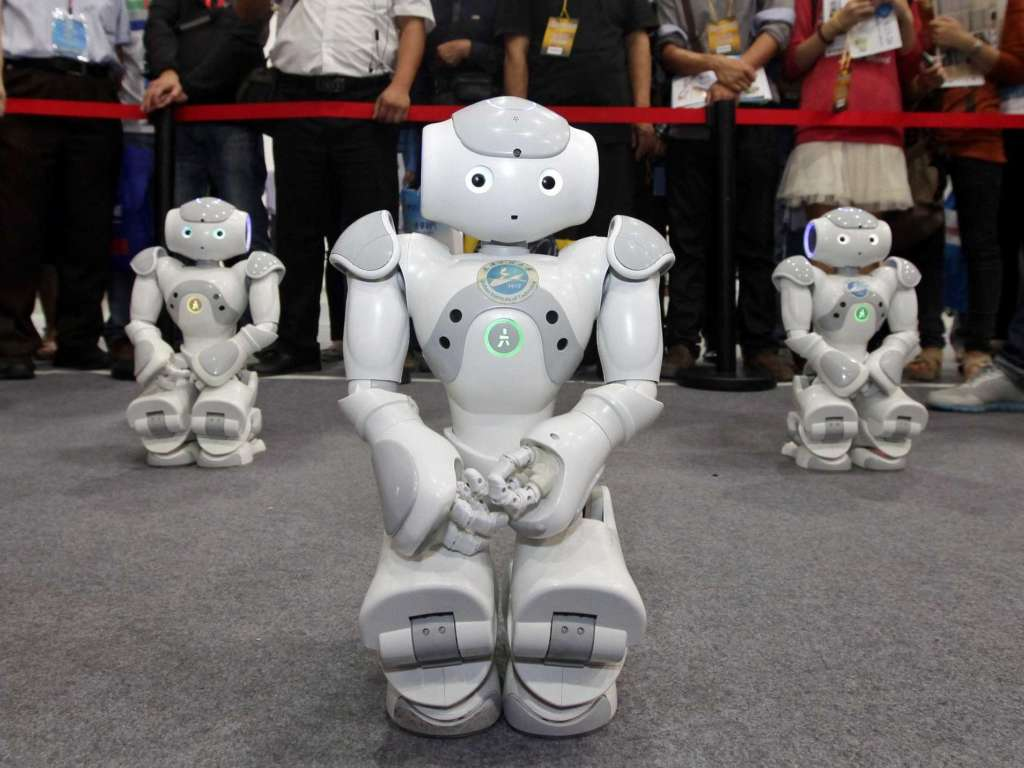 'Robots' to Compete with Humans by 2025