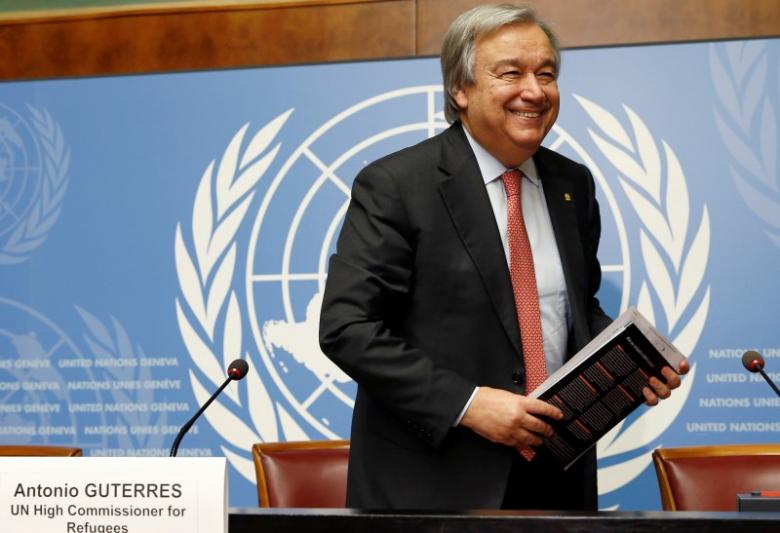 Palestinians Rage over U.N. Secretary-General Guterres Comments on al-Aqsa Mosque Connection to Jewish Heritage