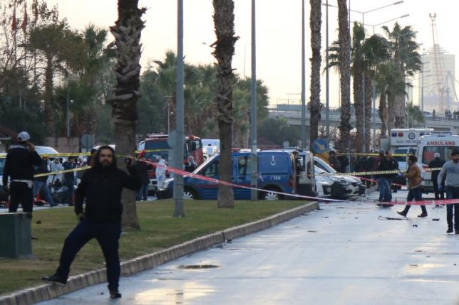 Kurdistan Freedom Falcons Claim Responsibility for Attack in Izmir