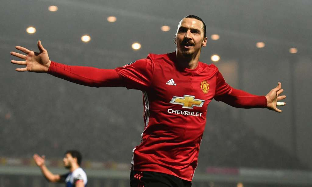 03d07098718 How Manchester United Became the Zlatan Ibrahimovic Show - ASHARQ AL ...