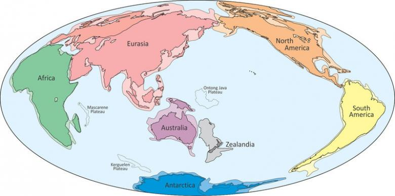 Scientists claim existence of drowned pacific ocean continent scientists claim existence of drowned pacific ocean continent asharq al awsat english archive gumiabroncs Images