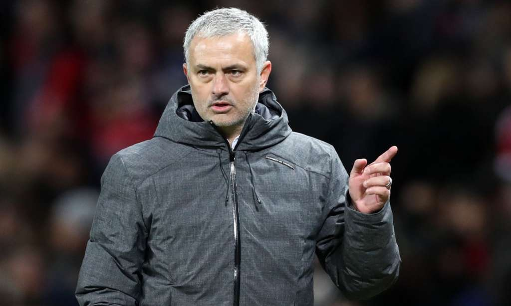 José Mourinho says 'Manchester United no longer has the super personalities that were Giggs, Scholes or Roy Keane'.