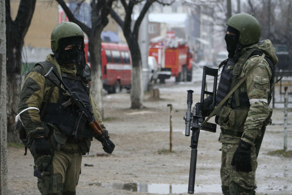 Russia: ISIS Militant Arrested for Plotting to Bomb Police Vehicle