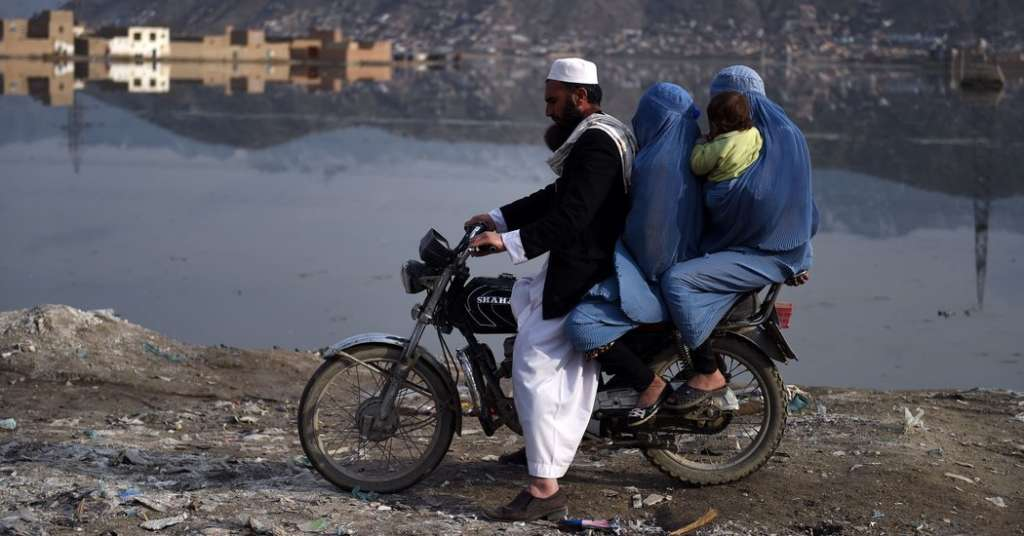 Without a Motorcycle in Kandahar, 'You Are Like a Prisoner'