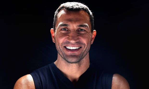 Wladimir Klitschko: 'One thing I believe is I don't feel my age. It's not empty words. I am getting in the best shape of my life.'
