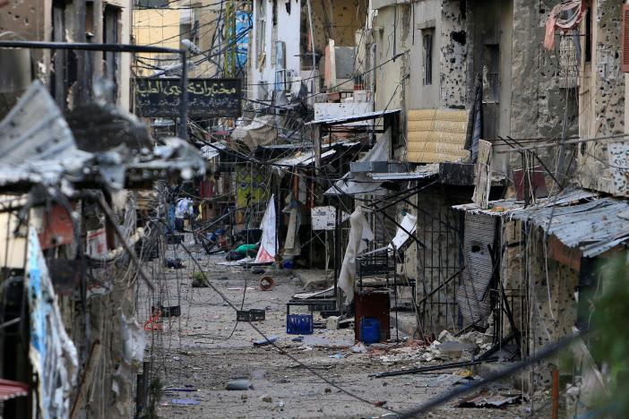 Ain el-Hilweh Picks up the Pieces after Latest Round of Clashes