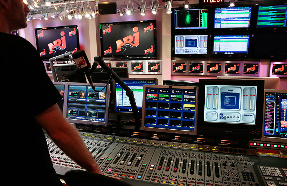 NRJ Radio Expands in Arab World