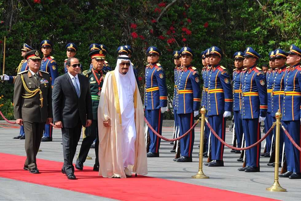 Riyadh- Cairo: Strong Ties for Regional Balance
