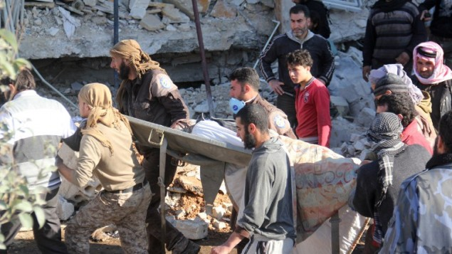 MSF: Syrian Regime Used Chemical Weapons in Hama