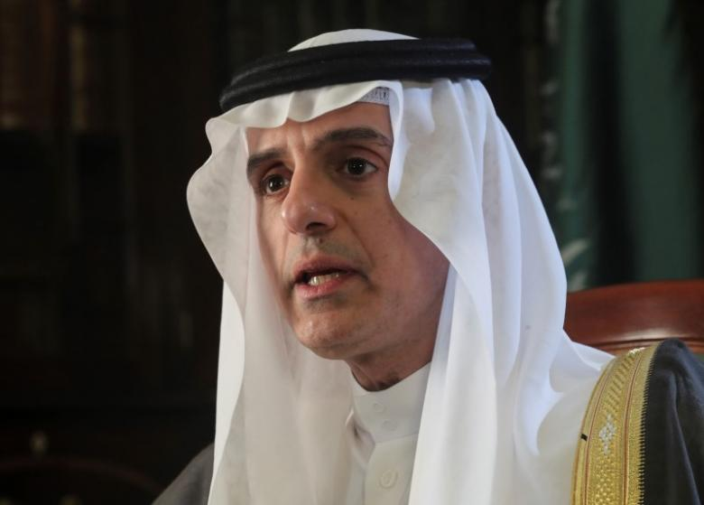 Al-Jubeir: Syrian Regime Must Pay Price of Using Chemical Weapons