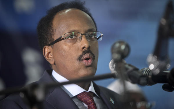 Somalia President Changes Military Leadership, Declares War on Terror