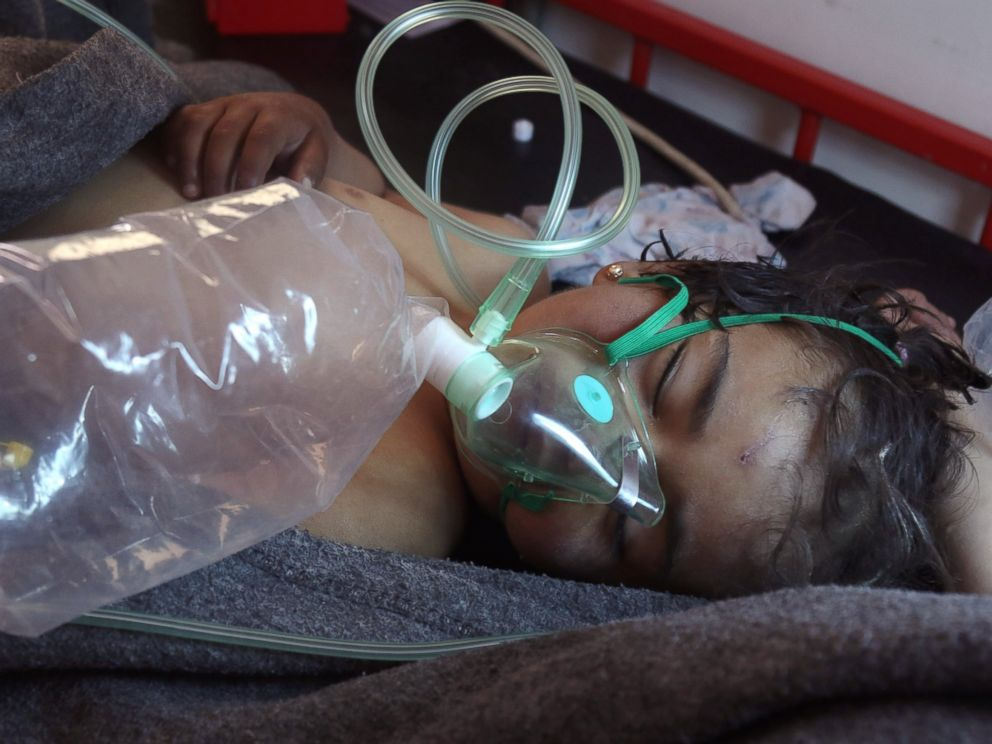 France to 'Prove' Assad Forces behind Syria 'Chemical Attack'