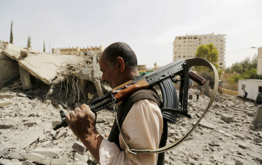 Houthis Accused of Assassinating Pro-Saleh Commanders in Yemen