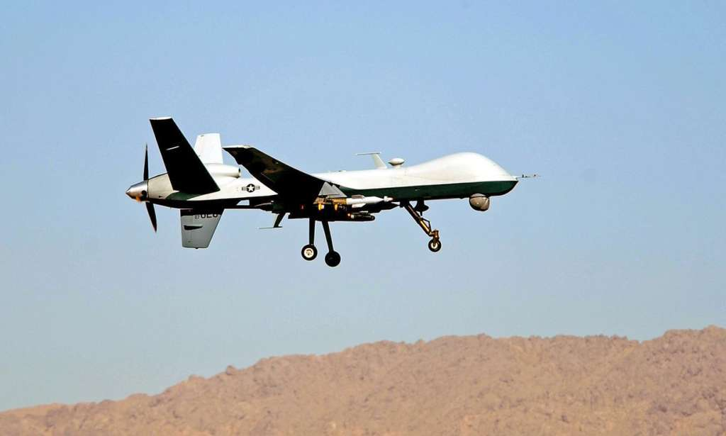 US Drone Strike Kills Five 'Qaeda' Members in Yemen