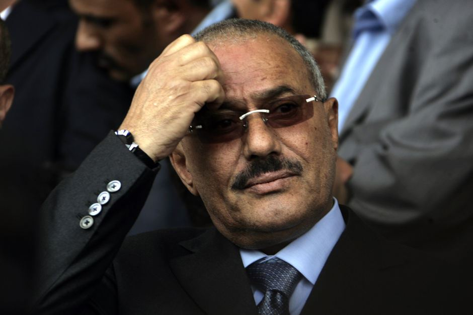 Away from Coup Ranks, Saleh Orders Yemeni Media to Expose Houthis