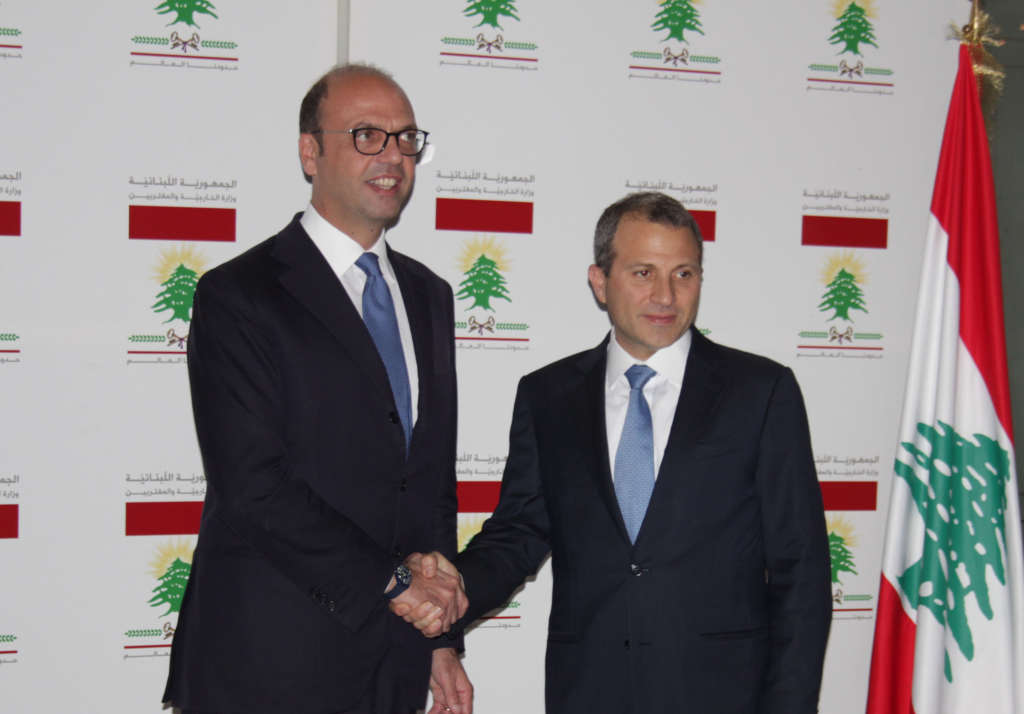 Bassil: Crises Push Lebanon to the Verge of Collapse