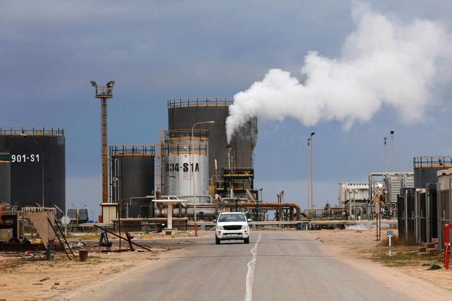 Libya's Oil Production Exceeds One Million Barrels per Day