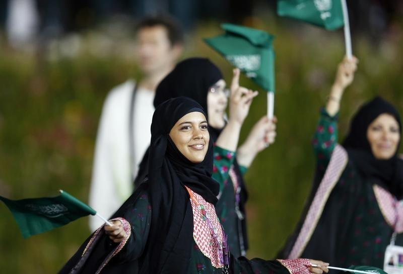 Saudi Women Step Out of the Ordinary, Shine Worldwide
