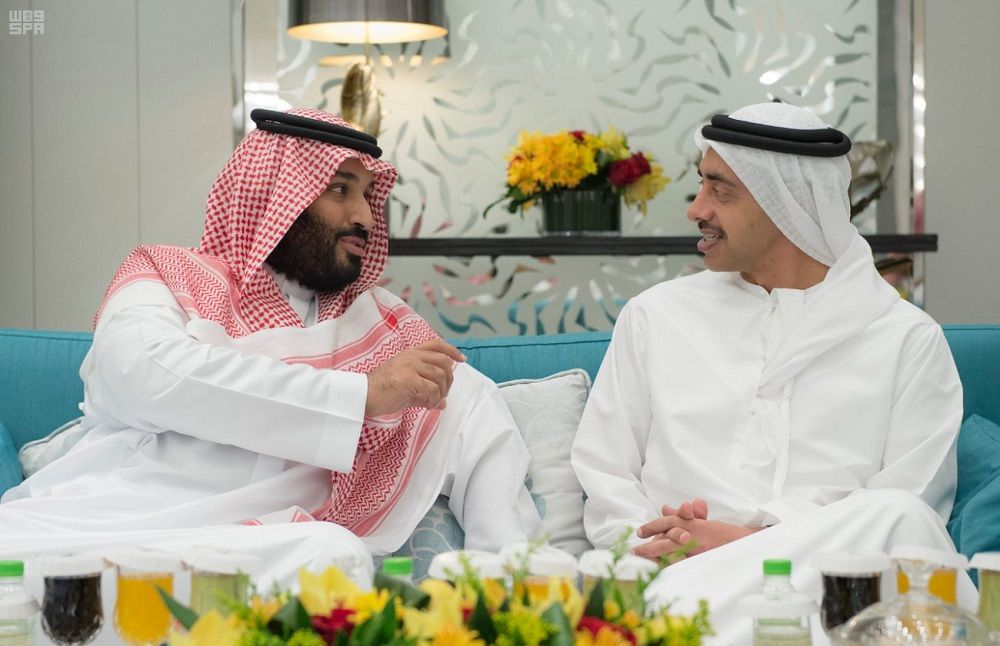 Mohammed bin Zayed: UAE, Saudi Arabia Face Challenges Together