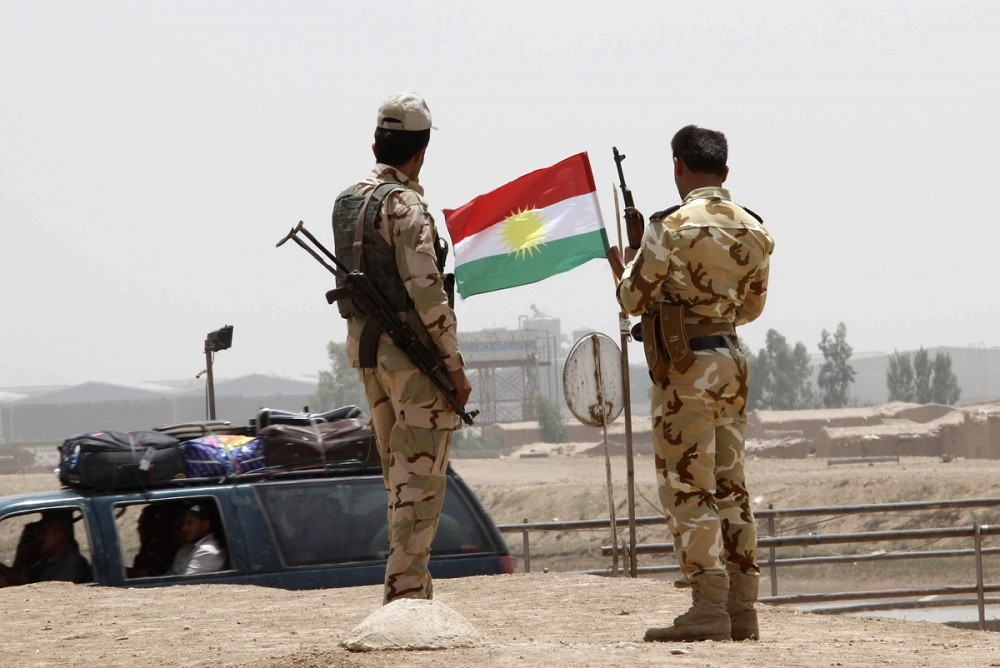 ISIS Regroups in Kirkuk as Questions Surround Iran's Plans