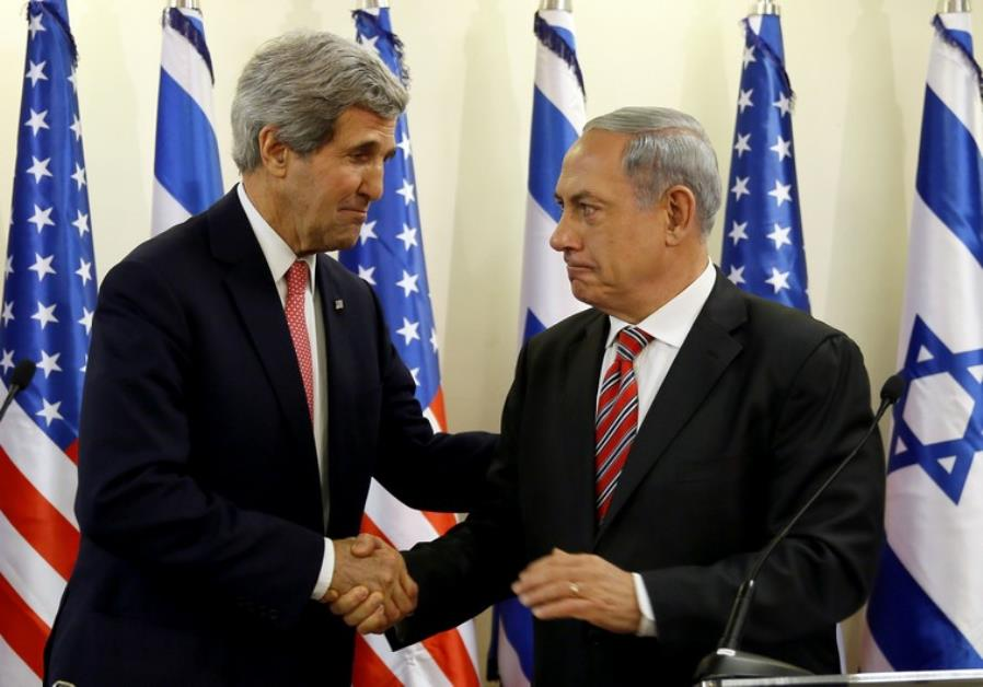 Kerry, Netanyahu, Abbas Reach 'Framework Agreement'