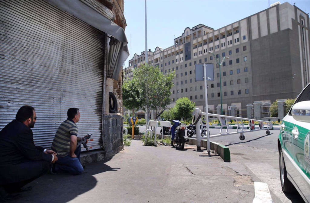 Tehran Attackers are Iranians who Fought Alongside ISIS