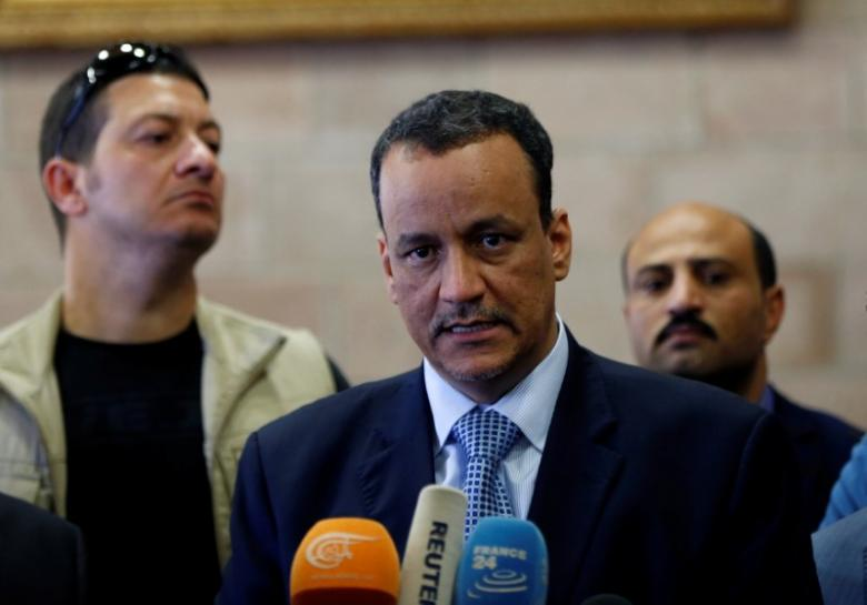 Sana'a: Three  Stops Showing Houthi Enmity towards UN Envoy Ould Cheikh
