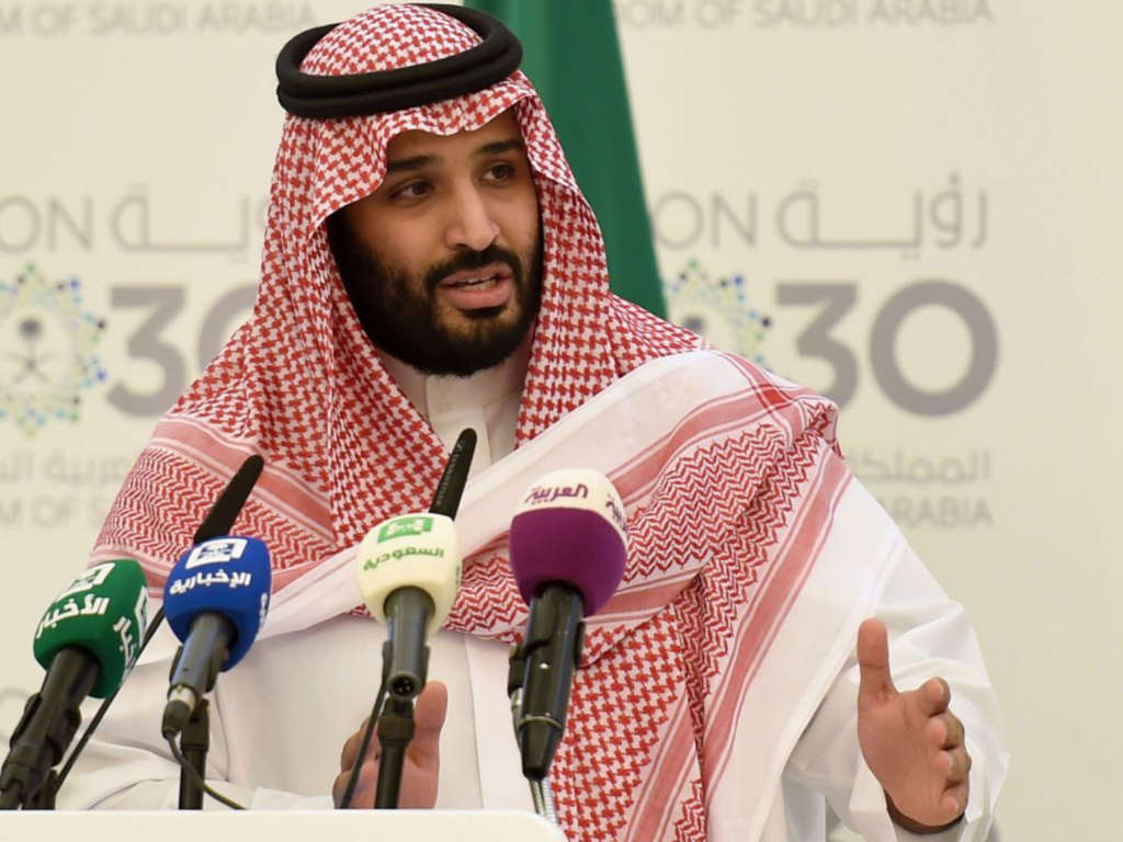 MWL Congratulates Prince Mohammed bin Salman on Promotion to Crown Prince