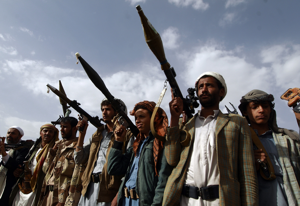 Coup Militias in Yemen Exploit Relief Convoys to Traffic Arms