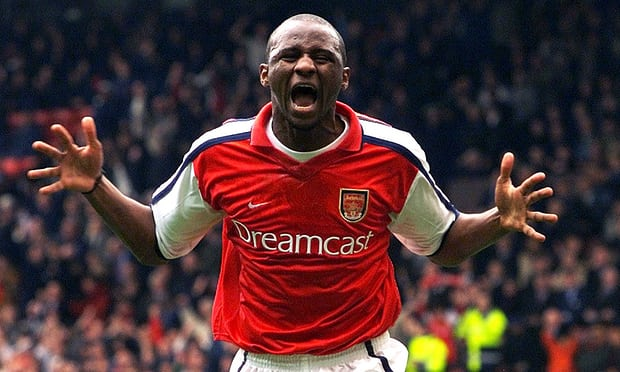 buy online f368f e0b16 Premier League at 25: The Best Signing – Patrick Vieira to ...