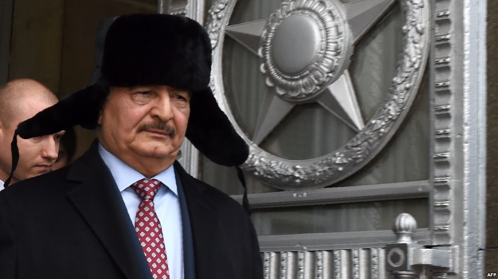 Haftar Prepares to Announce Liberation of Benghazi, Libya
