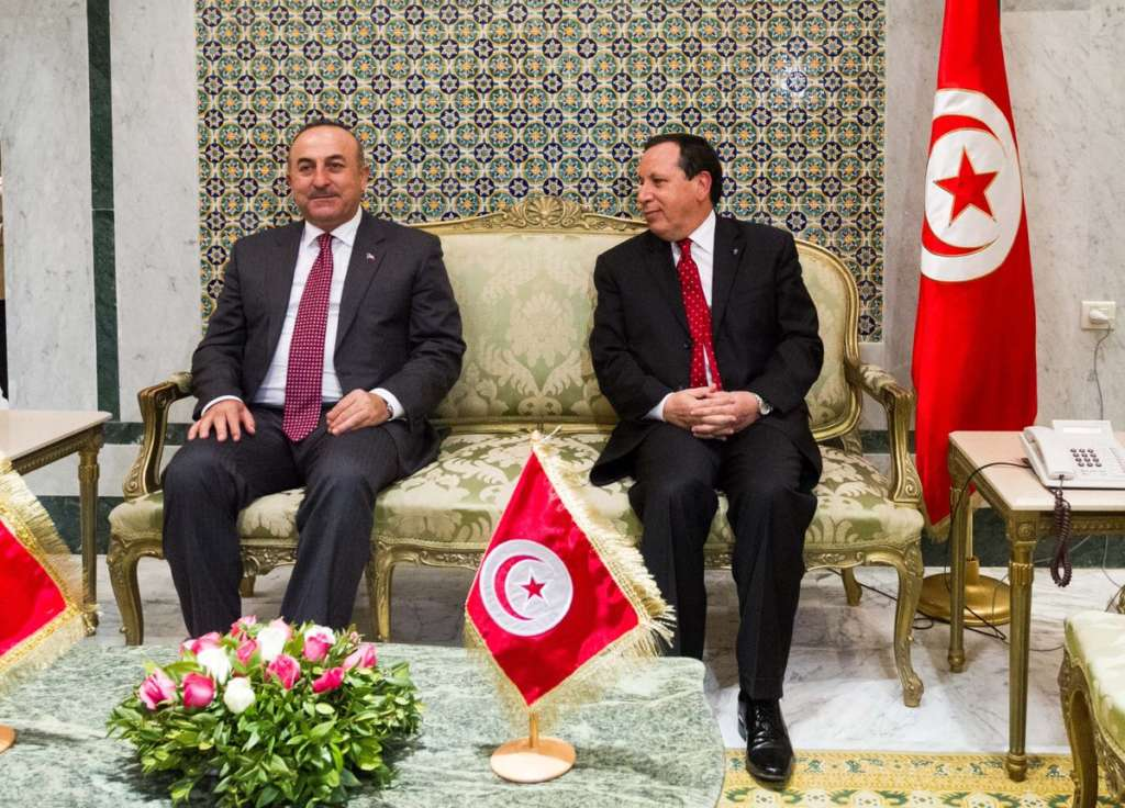 Tunisia Reviews Free Trade Agreement With Turkey Asharq Al Awsat